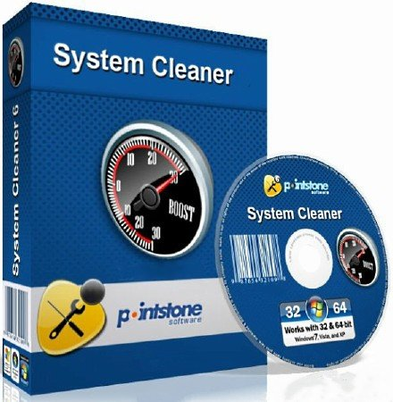 Pointstone System Cleaner 7.6.21.660