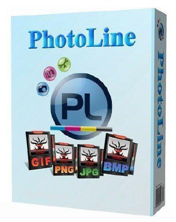 PhotoLine 19.03 Multi/Rus Portable