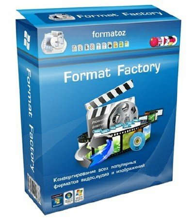 Format Factory 3.8.0 RePack/Portable by D!akov