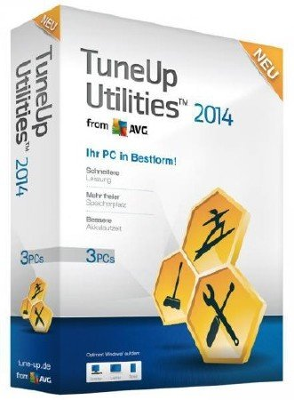 TuneUp Utilities 2014 14.0.1000.353 RePack/Portable by D!akov