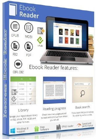 IceCream Ebook Reader PRO 2.23