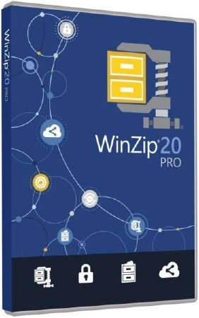 WinZip Pro 20.0 Build 11659r Final *Russian*