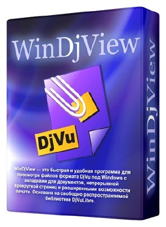 WinDjView 2.1 + Portable