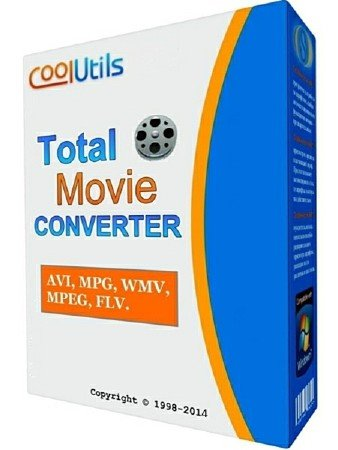 Coolutils Total Movie Converter 4.1.15