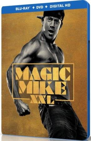 Супер Майк XXL  / Magic Mike XXL  (2015) BDRip-AVC