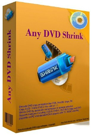 Any DVD Shrink 1.4.4