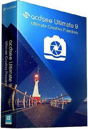 ACDSee Ultimate 9.1 Build 580 RePack by D!akov