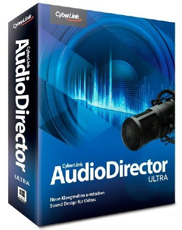 CyberLink AudioDirector Ultra 6.0.5902.0 + Rus