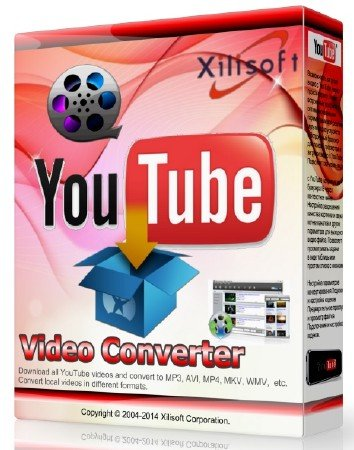 Xilisoft YouTube Video Converter 5.6.4 Build 20151116