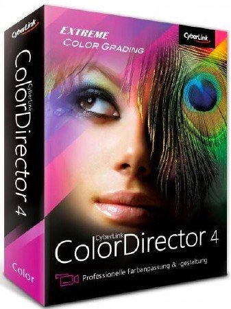 CyberLink ColorDirector Ultra 4.0.4627.0 + Rus