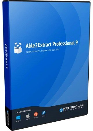 Able2Extract Professional 9.0.12.0 Final