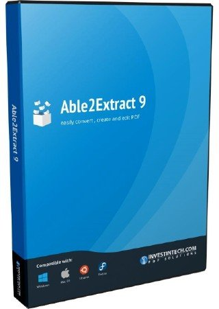 Able2Extract PDF Converter 9.0.12.0 Final