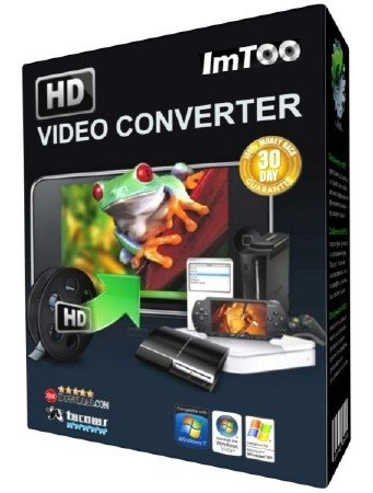 ImTOO HD Video Converter 7.8.12 Build 20151119 + Rus