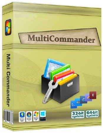 Multi Commander 5.8.0 Build 2040 Final + Portable