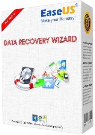 EaseUS Data Recovery Wizard 9.8.0 Professional / Technician / AdvancedPE +  ...