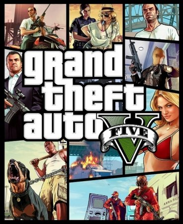 Grand Theft Auto V (2015/RUS/MULTI11/RePack от R.G. Механики)