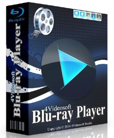 4Videosoft Blu-ray Player 6.1.86 + Rus