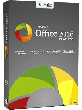 SoftMaker Office Professional 2016 rev 749.1202
