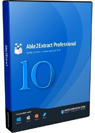 Able2Extract Professional 10.0.4.0 Final