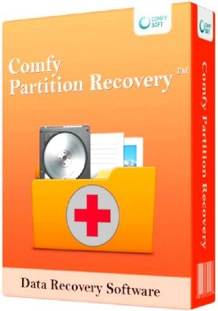 Comfy Partition Recovery 2.4 + Portable