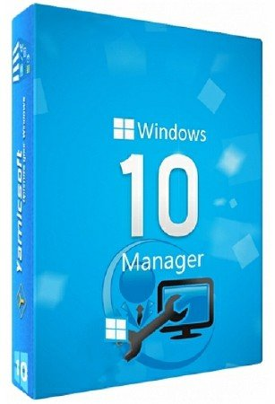 Windows 10 Manager 1.0.6 Final DC 10.12.2015