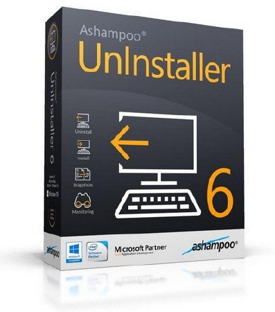Ashampoo UnInstaller 6.00.13 RePack by D!akov