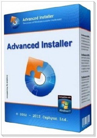 Advanced Installer 12.6 Build 67593 RePack/Portable by D!akov