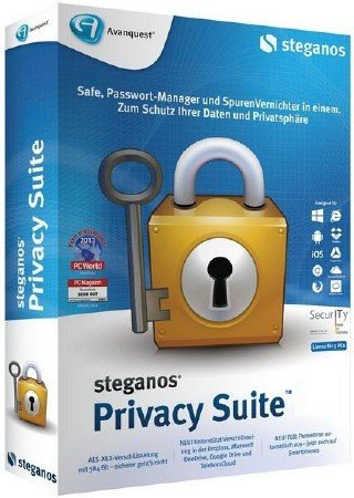 Steganos Privacy Suite 17.1.0 Revision 11580