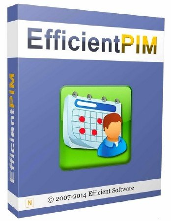 EfficientPIM Pro 5.20 Build 515 + Portable
