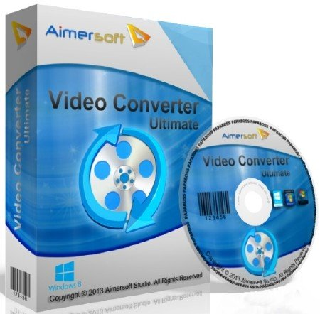Aimersoft Video Converter Ultimate 6.8.0.0 + Rus