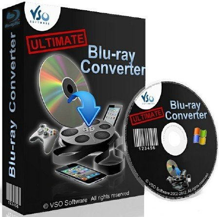 VSO Blu-ray Converter Ultimate 3.6.0.47 Final