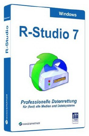 R-Studio 7.8 Build 160654 Network Edition RePack/Portable by D!akov
