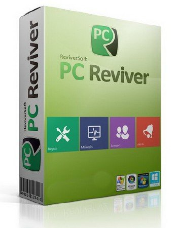 ReviverSoft PC Reviver 2.3.1.14 RePack by D!akov
