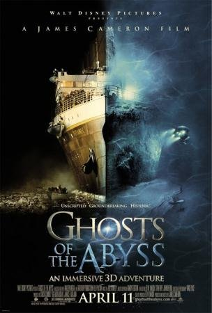 Призраки Бездны: Титаник  / Ghosts of the Abyss  (2003) BDRip