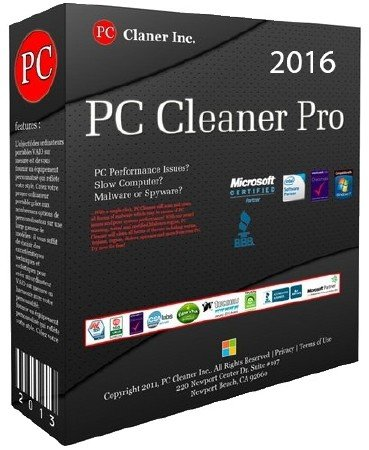 PC Cleaner Pro 2016 14.0.16.1.11 ML/RUS/2016 Portable