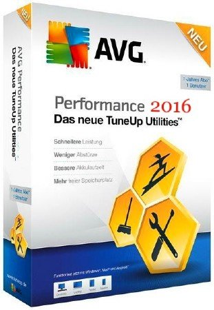 AVG PC TuneUp 2016 16.13.1.47453 Final DC 14.01.2016