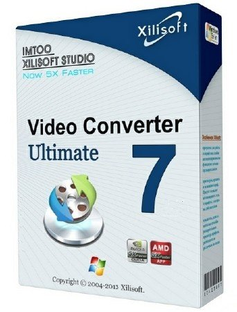 Xilisoft Video Converter Ultimate 7.8.13 Build 20160125 + Rus