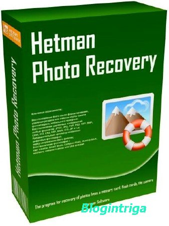 Hetman Photo Recovery 4.4 + Portable