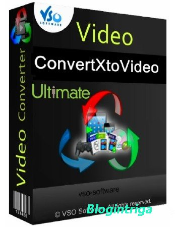 VSO ConvertXtoVideo Ultimate 1.6.0.48 Final