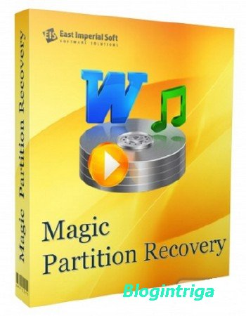 Magic Partition Recovery 2.5 Repack by D!akov