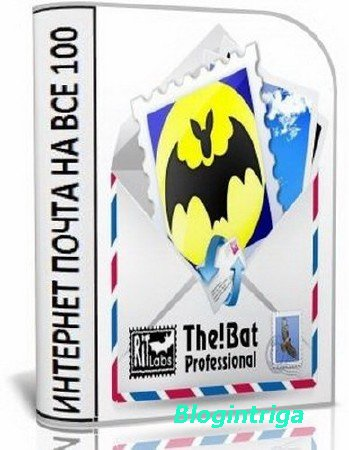 The Bat! Professional Edition 7.1.14 Final RePack/Portable by D!akov