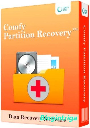 Comfy Partition Recovery 2.5 + Portable