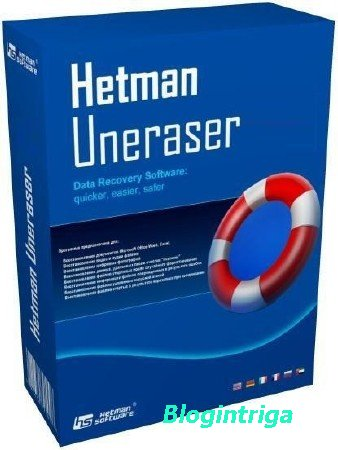 Hetman Uneraser 3.8 + Portable