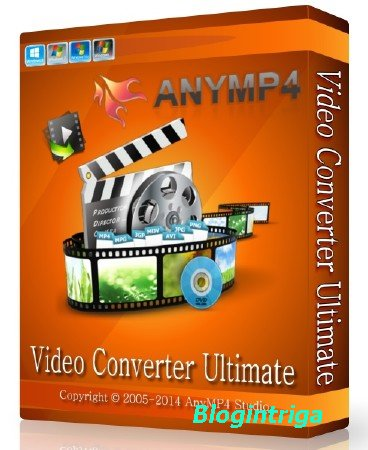 AnyMP4 Video Converter Ultimate 7.0.26 + Rus