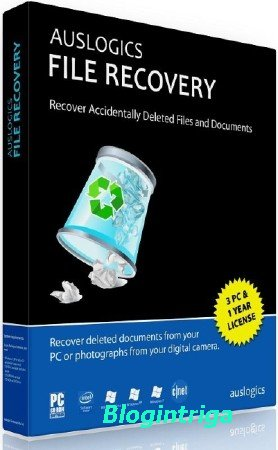 Auslogics File Recovery 6.2.1 Final + Rus