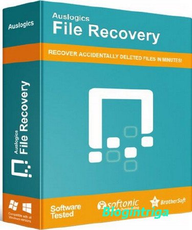 Auslogics File Recovery 6.2.1 RePack by D!akov