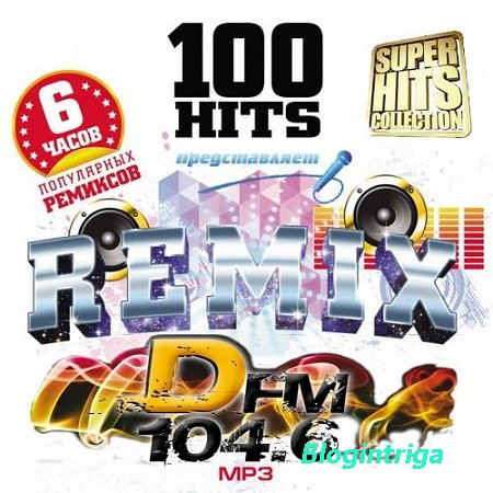 100 Hits Remix DFM (2016)