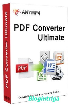 AnyMP4 PDF Converter Ultimate 3.2.26 + Rus