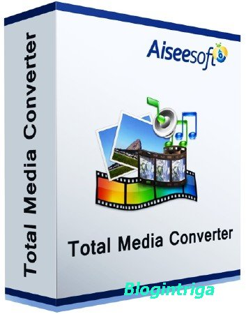 Aiseesoft Total Media Converter 8.0.36 + Rus