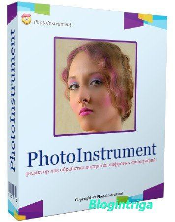PhotoInstrument 7.4 Build 832